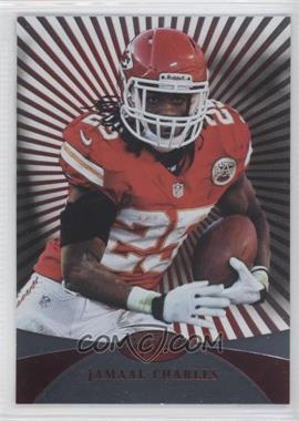 2013 Panini Certified - [Base] - Platinum Red #64 - Jamaal Charles