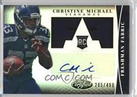 Freshman Fabric Signatures - Christine Michael /499