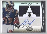 Freshman Fabric Signatures - Stedman Bailey /399