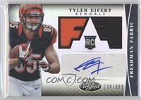 Freshman Fabric Signatures - Tyler Eifert /399
