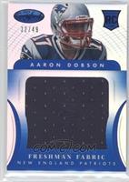 Freshman Fabric Jumbo - Aaron Dobson /49