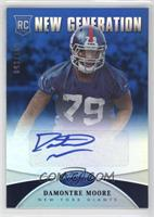 New Generation - Damontre Moore /100