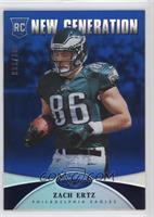 New Generation - Zach Ertz /100