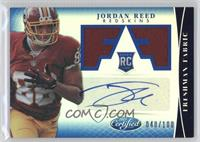 Freshman Fabric Signatures - Jordan Reed /100