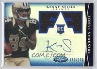 Freshman Fabric Signatures - Kenny Stills /100