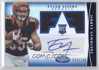 Freshman Fabric Signatures - Tyler Eifert /100
