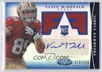 Vance McDonald /100