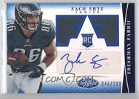 Freshman Fabric Signatures - Zach Ertz /100