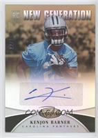 New Generation - Kenjon Barner /25
