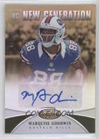 New Generation - Marquise Goodwin /10