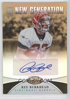 New Generation - Rex Burkhead /25