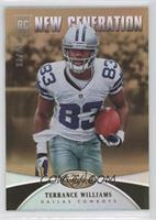 New Generation - Terrance Williams /25