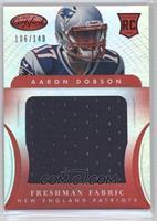 Freshman Fabric Jumbo - Aaron Dobson /149