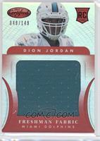 Freshman Fabric Jumbo - Dion Jordan /149