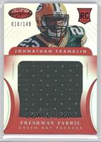 Freshman Fabric Jumbo - Johnathan Franklin /149