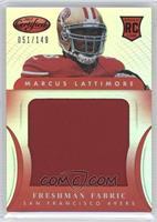Freshman Fabric Jumbo - Marcus Lattimore /149