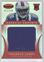 Marquise Goodwin /149