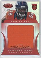 Freshman Fabric Jumbo - Montee Ball /149