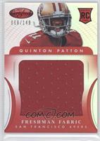 Quinton Patton /149