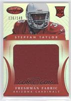 Stepfan Taylor /149