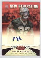 New Generation - Kenny Vaccaro /299