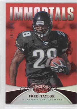 2013 Panini Certified Mirror Red #172 - Fred Taylor /250