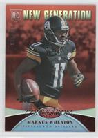 New Generation - Markus Wheaton /250