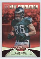 New Generation - Zach Ertz /250