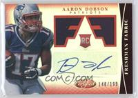 Aaron Dobson /199