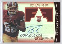 Freshman Fabric Signatures - Jordan Reed /199