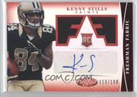 Freshman Fabric Signatures - Kenny Stills /199