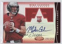 Freshman Fabric Signatures - Mike Glennon /250