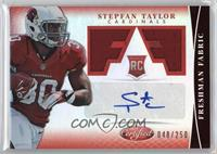 Freshman Fabric Signatures - Stepfan Taylor /250