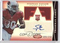 Stepfan Taylor /250