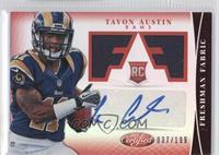 Freshman Fabric Signatures - Tavon Austin /199