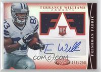 Terrance Williams /250