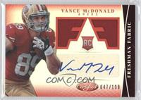 Vance McDonald /199