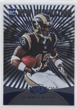 2013 Panini Certified Platinum Blue #286 - Stedman Bailey /100