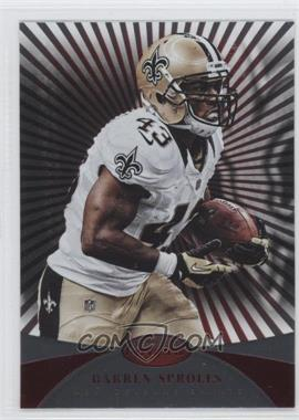 2013 Panini Certified Platinum Red #104 - Darren Sproles