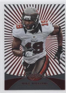 2013 Panini Certified Platinum Red #109 - Mike Williams