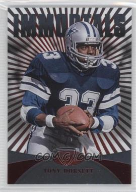 2013 Panini Certified Platinum Red #196 - Tony Dorsett