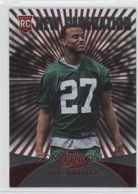 2013 Panini Certified Platinum Red #224 - New Generation - Dee Milliner