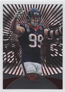 2013 Panini Certified Platinum Red #23 - J.J. Watt