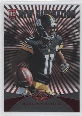 2013 Panini Certified Platinum Red #263 - New Generation - Markus Wheaton