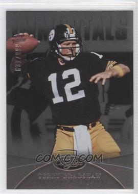 2013 Panini Certified #194 - Immortals - Terry Bradshaw /999
