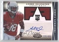 Freshman Fabric Signatures - Andre Ellington /499