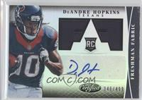 Freshman Fabric Signatures - DeAndre Hopkins /499