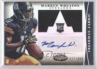 Markus Wheaton /499