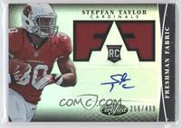 Stepfan Taylor /499