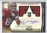Vance McDonald /399
